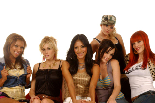 The Pussycat Dolls Background for Android, iPhone and iPad