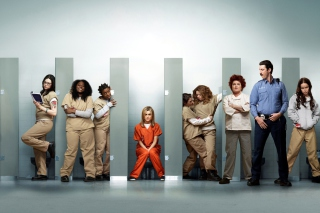 Orange Is the New Black TV Series - Obrázkek zdarma pro Sony Tablet S