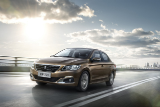 Peugeot 301 Wallpaper for Android, iPhone and iPad