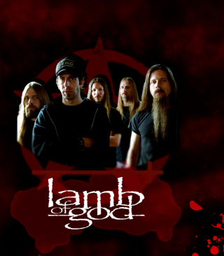 Lamb Of God Picture for iPhone 5S