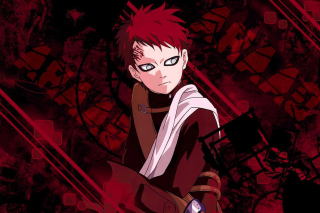 Gaara, Naruto Wallpaper for Android, iPhone and iPad