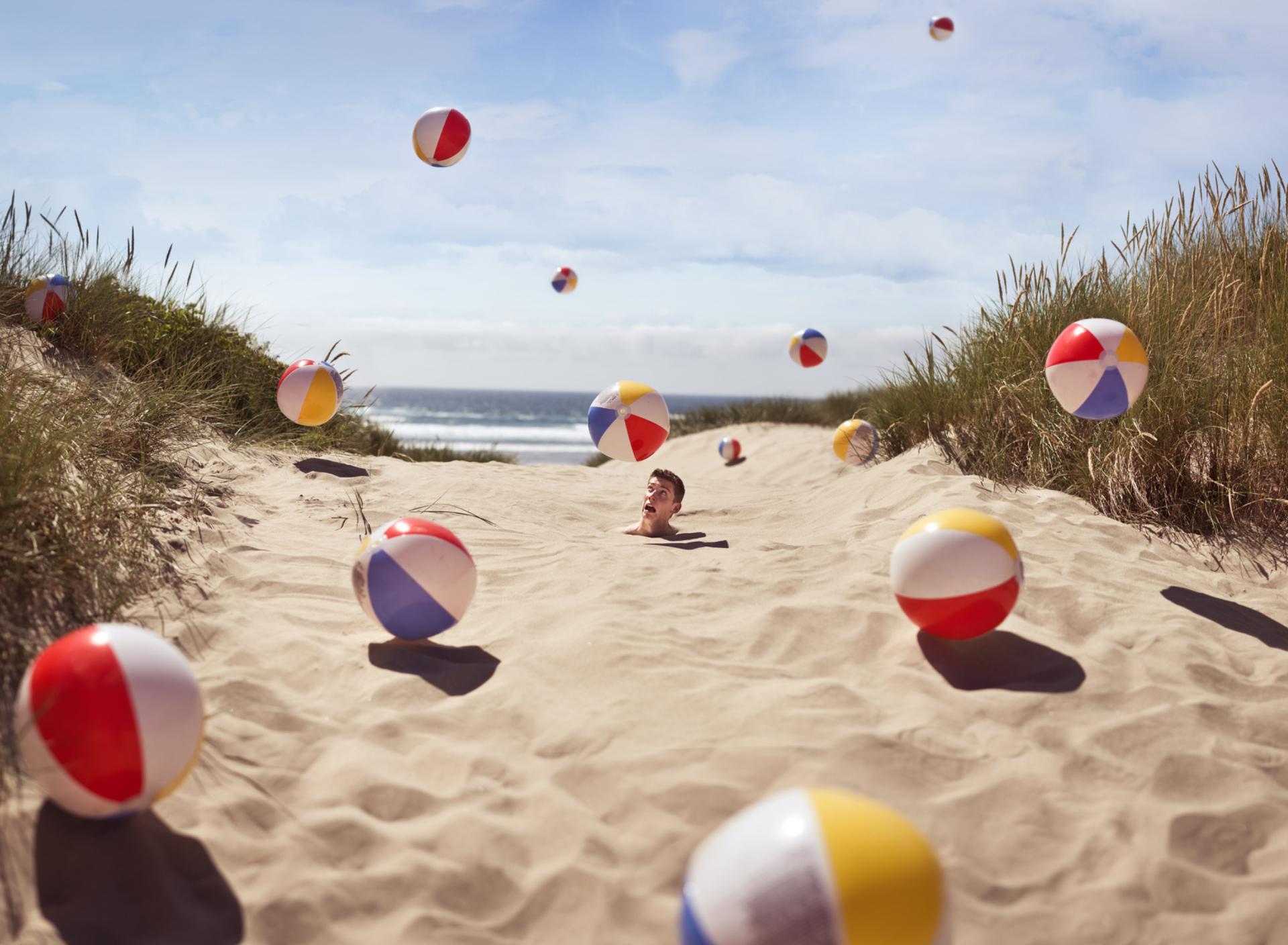 картинка отпуск с шариками рейтинге