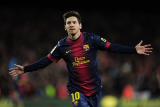 Lionel Messi Barcelona Wallpaper for Android, iPhone and iPad