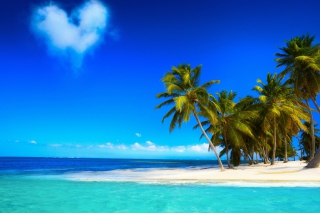 Tropical Vacation on Perhentian Islands Wallpaper for Android 640x480