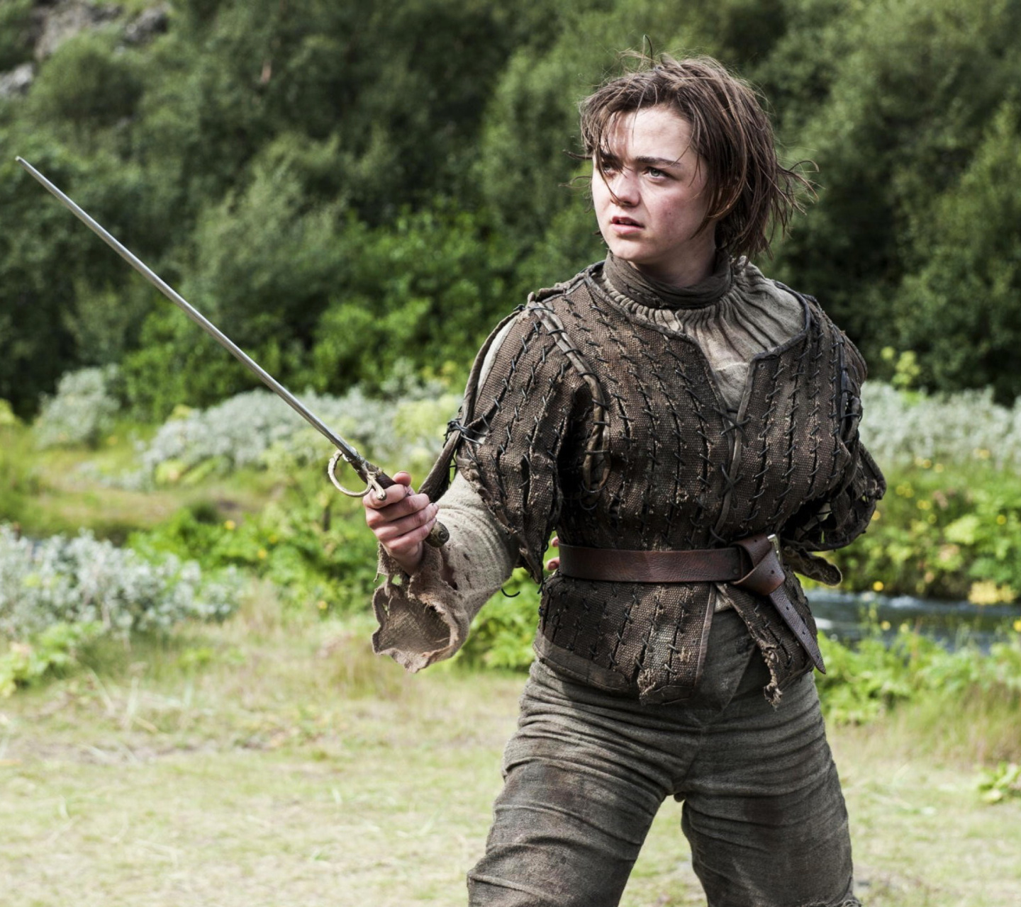 Sfondi Game of Thrones Arya Stark 1440x1280