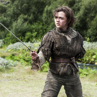 Free Game of Thrones Arya Stark Picture for Nokia 6100