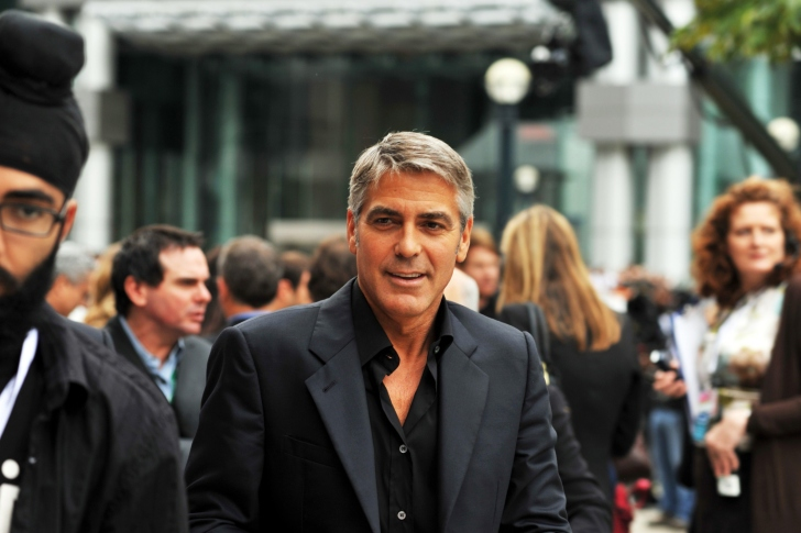 George Timothy Clooney wallpaper