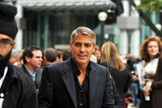 Free George Timothy Clooney Picture for Android, iPhone and iPad