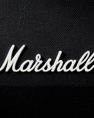 Marshall Logo Wallpaper for HTC Titan