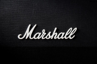 Marshall Logo Background for Android, iPhone and iPad