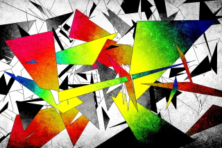 Kostenloses Colorful Abstract Wallpaper für 1280x720
