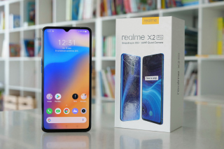 Realme X2 Pro Picture for Android, iPhone and iPad
