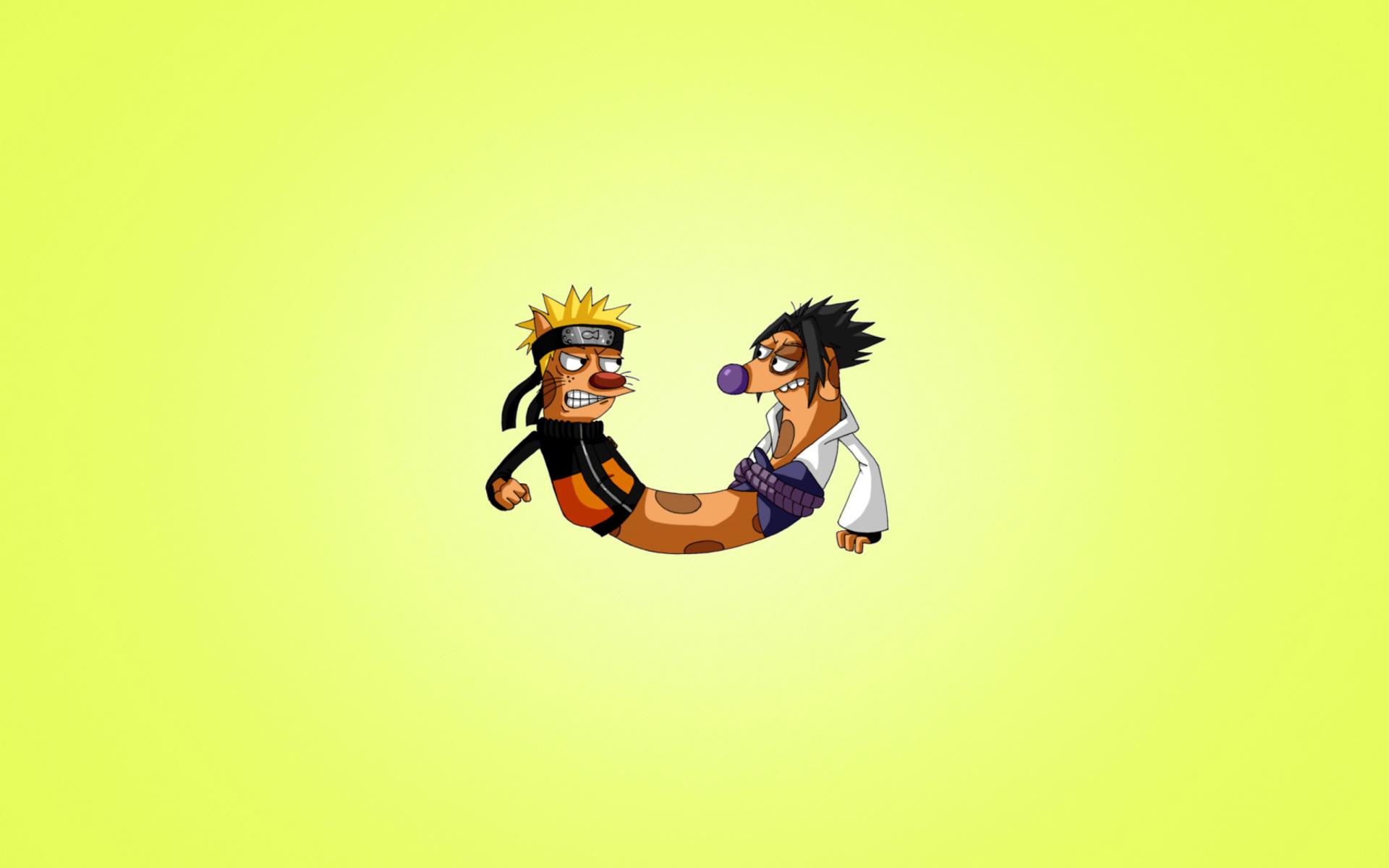 Catdog Naruto Fondos De Pantalla Gratis Para Widescreen Escritorio Pc 1920x1080 Full Hd