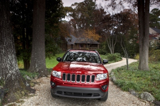 Free Jeep Compass Picture for Android, iPhone and iPad