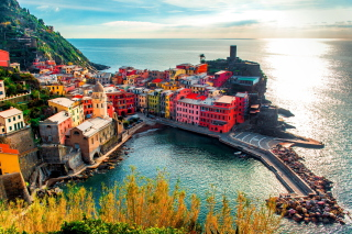 Italy Coast Wallpaper for Android, iPhone and iPad