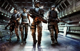 Free Aliens: Colonial Marines Picture for Android, iPhone and iPad