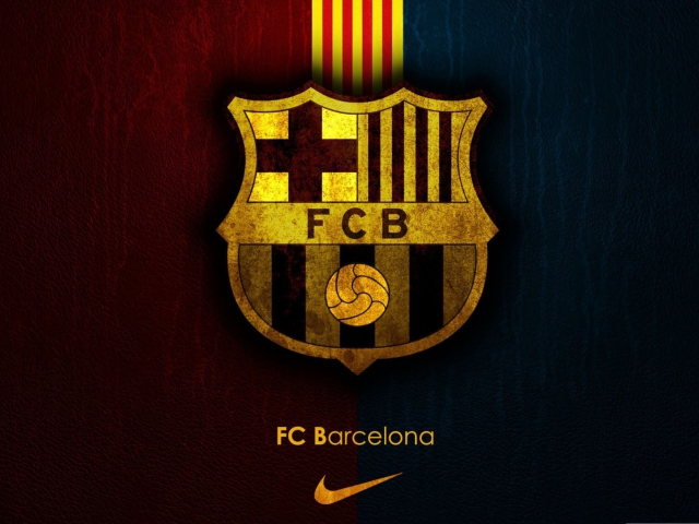 Barcelona Football Club wallpaper 640x480