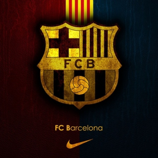 Kostenloses Barcelona Football Club Wallpaper für 2048x2048