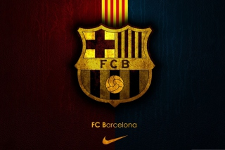 Barcelona Football Club Background for Samsung Galaxy Tab 3