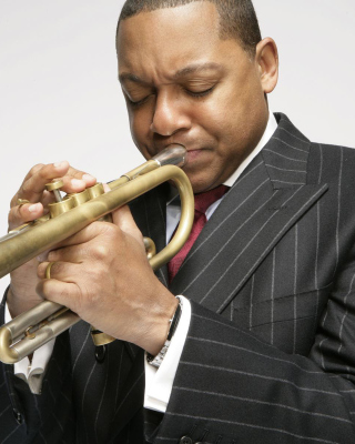 Jazz, Wynton Marsalis Picture for HTC Titan