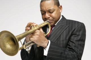 Jazz, Wynton Marsalis Picture for Android, iPhone and iPad