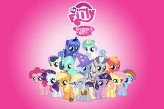 My little pony Wallpaper for Android, iPhone and iPad