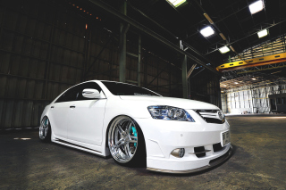 Toyota Camry XV50 Tuning Picture for Android, iPhone and iPad
