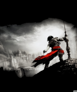 Prince Of Persia Wallpaper for Nokia C6-01