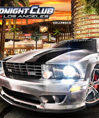 Midnight Club Los Angeles - Fondos de pantalla gratis para 640x960