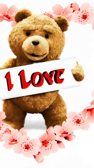 Love Ted screenshot #1 360x640