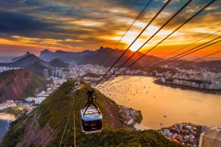 Free Amazing Rio De Janeiro Picture for Android, iPhone and iPad