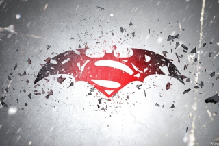 Batman V Superman Wallpaper for 220x176