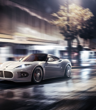 Spyker B6 Venator Concept 2013 Background for Nokia X1-01