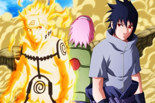 Uzumaki Naruto shippuden with Uchiha Sasuke sfondi gratuiti per cellulari Android, iPhone, iPad e desktop