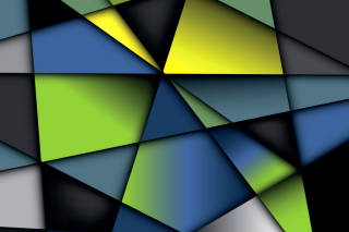 Colorful Geometry Picture for Android, iPhone and iPad