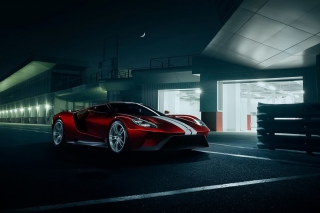 Ford GT 2016 Picture for Sony Xperia C3