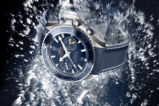 Omega Watch sfondi gratuiti per Sharp Aquos SH80F