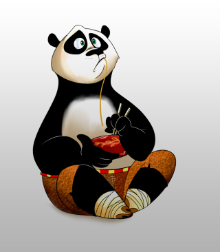Kung Fu Panda Background for HTC Titan