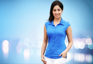 Free Yami Gautam Picture for HTC Desire HD