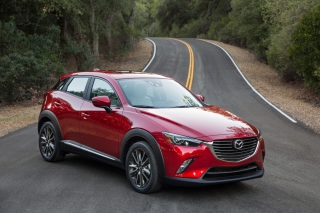 Free Mazda CX3 2015 Picture for Android, iPhone and iPad