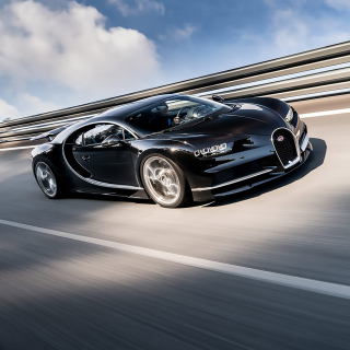 Bugatti Chiron Fastest Car in the World - Obrázkek zdarma pro iPad mini