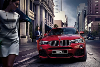BMW X4 2015 Picture for Android, iPhone and iPad