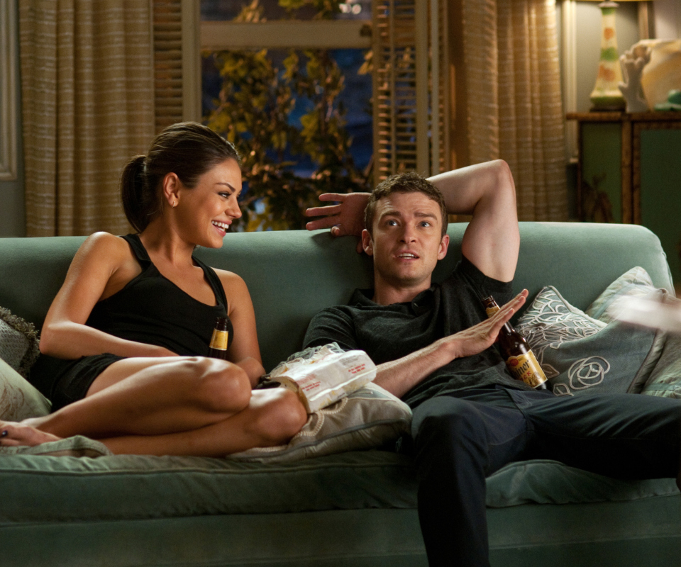 Screenshot №1 pro téma Justin Timberlake - Friends with Benefits 960x800