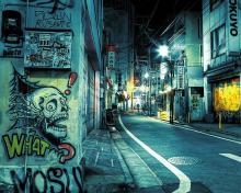 Street Graffiti para 220x176