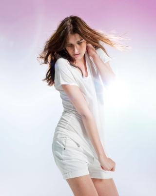 Mexx Ad Campaign Wallpaper for 640x1136
