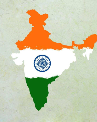 Kostenloses Happy Independence Day India Wallpaper für iPhone 5