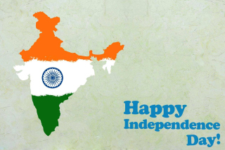 Happy Independence Day India - Obrázkek zdarma pro Sony Tablet S