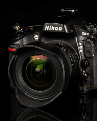 Nikon D800 sfondi gratuiti per iPhone 6 Plus