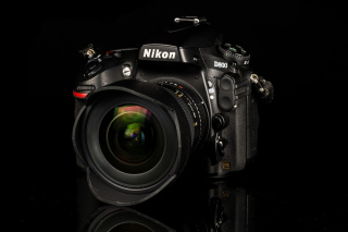 Nikon D800 Wallpaper for Android, iPhone and iPad