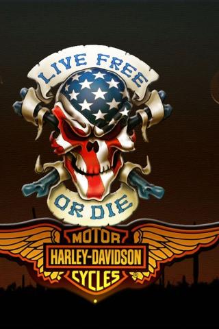 Harley Davidson para Huawei G7300